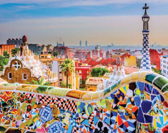 Learn Spanish in Barcelona $545