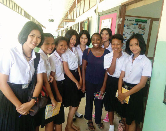 Teach English in Surin Thailand holidays