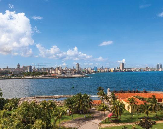 Cuba group tour holiday for Ugandans