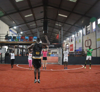FAST SPORTS FUSION UGANDA INDOOR GAMES