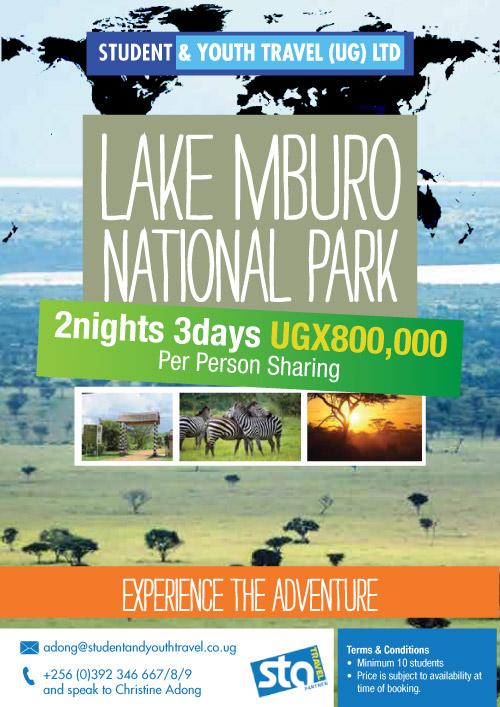 Lake Mburo National Park Safari for Students and Youth Travel Uganda